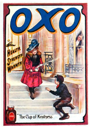 OXO Advert Poster